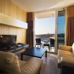 Blubay Apartments by ST Hotel Апартаменты фото 6