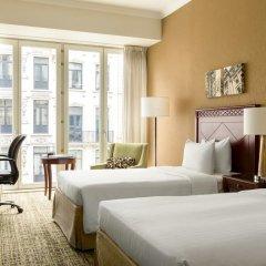 Отель Brussels Marriott Grand Place 4* Номер Делюкс фото 2
