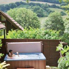 Отель Exmoor Gate Lodges бассейн фото 3