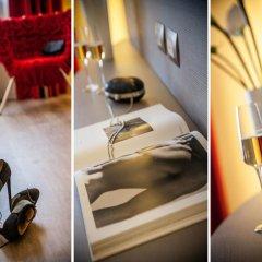 Hotel Da Vinci 4* Стандартный номер с различными типами кроватей фото 14