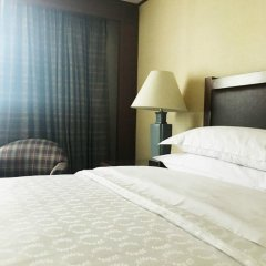 Sheraton Mexico City Maria Isabel Hotel 4* Стандартный номер разные типы кроватей фото 3