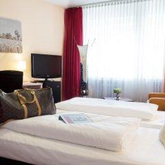 Hotel Cascade 3* Стандартный номер с двуспальной кроватью фото 2
