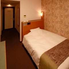 Green Hotel Yes Ohmi-hachiman 4* Стандартный номер