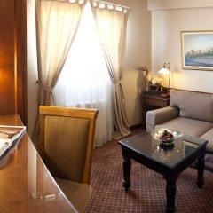 Coral Hotel Athens 4* Полулюкс с двуспальной кроватью фото 3