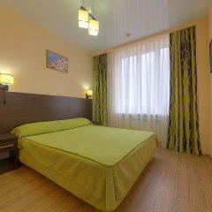 Гостиница Ателика Гранд Меридиан 3* Стандартный номер с двуспальной кроватью фото 3