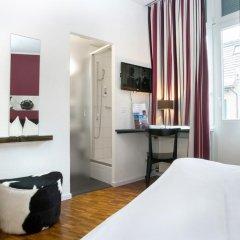 Hotel Hottingen 2* Стандартный номер с различными типами кроватей фото 6