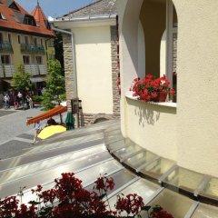 Отель Astoria Panzió 3* Апартаменты с различными типами кроватей фото 5