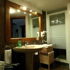 Отель Casa Begonia ванная