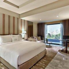 Отель Doubletree By Hilton Sukhumvit 5* Стандартный номер фото 3