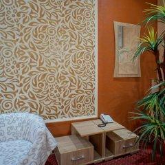 Гостиница Kompleks Nadezhda 2* Номер Делюкс с различными типами кроватей фото 5