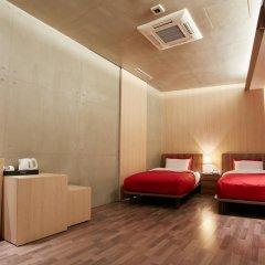 Tria Hotel 3* Стандартный номер с 2 отдельными кроватями фото 3