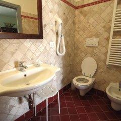Отель B&B La Traccia Ареццо ванная фото 2