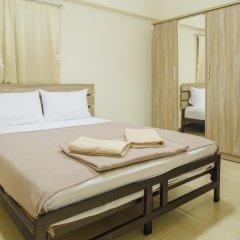 Апартаменты Gems Park Apartment Стандартный номер двуспальная кровать фото 8
