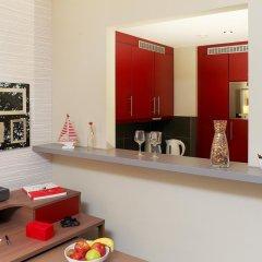 Отель Aparthotel Adagio Muenchen City 4* Апартаменты с различными типами кроватей фото 3