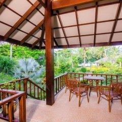 Отель Koh Jum Beach Villas 4* Вилла с различными типами кроватей фото 4
