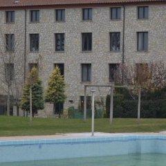 Отель Comtes de Queralt Испания, Санта-Колома-де-Керальт - отзывы, цены и фото номеров - забронировать отель Comtes de Queralt онлайн бассейн