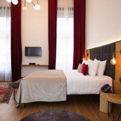 Отель Rum Budapest 3* Стандартный номер с различными типами кроватей фото 4
