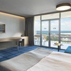 HVD Viva Club Hotel - Все включено 4* Стандартный семейный номер с двуспальной кроватью фото 4