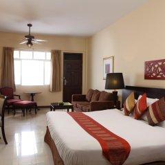 Piman Garden Boutique Hotel 3* Люкс с различными типами кроватей