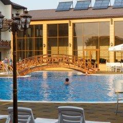 Гостиница Long Beach бассейн фото 3
