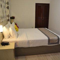 Отель COMMON INN Ben Thanh 2* Стандартный номер с двуспальной кроватью фото 8