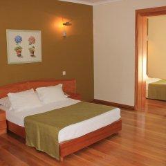 Eira do Serrado Hotel & SPA 4* Стандартный семейный номер с двуспальной кроватью фото 4