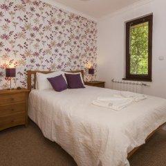 Отель Pirin Chalet Болгария, Банско - отзывы, цены и фото номеров - забронировать отель Pirin Chalet онлайн комната для гостей фото 5