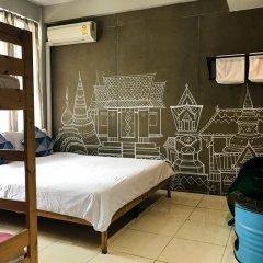 Mile Map Hostel Бангкок комната для гостей