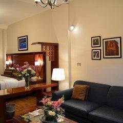 Отель Comfort Hotel Suites Иордания, Амман - отзывы, цены и фото номеров - забронировать отель Comfort Hotel Suites онлайн комната для гостей фото 2