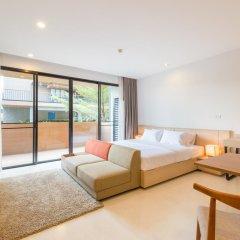 Отель The Silver Palm Rama 9 - Bangkok 4* Студия с различными типами кроватей фото 6