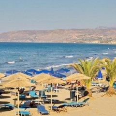 Отель Fereniki Resort & Spa пляж фото 2