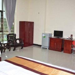 Lashio Galaxy Hotel 2* Номер Делюкс с различными типами кроватей фото 4