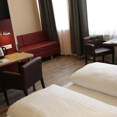 Alexander Business Hotel Hannover City 3* Стандартный номер с различными типами кроватей фото 3