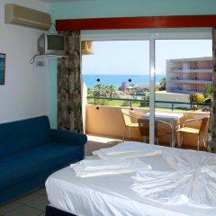 Апарт-отель Seafront Hotel Apartments Студия с различными типами кроватей фото 5