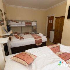 Dolphin Hotel 3* Стандартный семейный номер с двуспальной кроватью фото 7