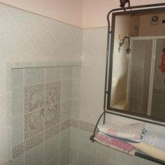 Отель Villa Liberty Монтеварчи ванная