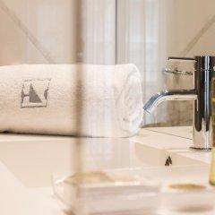 Отель Eurostars Lisboa Parque 4* Стандартный номер с различными типами кроватей фото 5