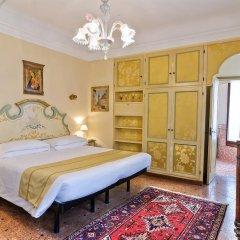 Hotel La Fenice Et Des Artistes 3* Стандартный номер с двуспальной кроватью фото 13
