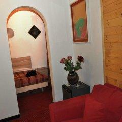 Hotel Giulietta e Romeo 3* Стандартный номер с различными типами кроватей фото 12