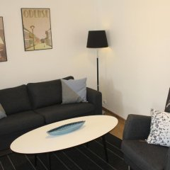 Отель Odense Apartments Дания, Оденсе - отзывы, цены и фото номеров - забронировать отель Odense Apartments онлайн комната для гостей фото 3