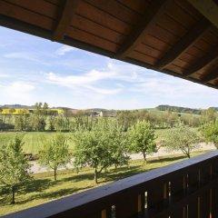 Отель Ferienhof Rieger балкон