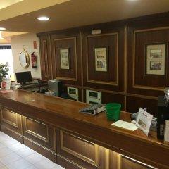 Hotel Asturias Madrid интерьер отеля