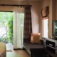 Отель Sarikantang Resort And Spa 3* Стандартный номер с различными типами кроватей фото 8