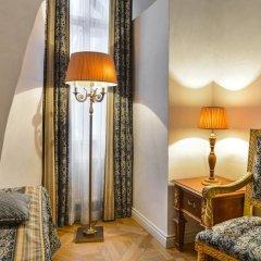 Hotel Residence Bijou de Prague 4* Люкс с 2 отдельными кроватями фото 6