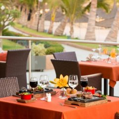 Отель Terrou Bi And Casino Resort Дакар питание фото 2