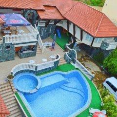 Отель Arlanda Болгария, Свети Влас - отзывы, цены и фото номеров - забронировать отель Arlanda онлайн бассейн
