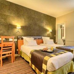 Hotel Mondial 3* Улучшенный номер с двуспальной кроватью фото 5