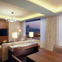 Отель Lotte City Hotel Gimpo Airport Южная Корея, Сеул - отзывы, цены и фото номеров - забронировать отель Lotte City Hotel Gimpo Airport онлайн ванная
