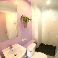 Отель The Room Patong 2* Номер Делюкс с различными типами кроватей фото 19