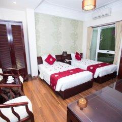 Hanoi Central Park Hotel 3* Номер Делюкс с различными типами кроватей фото 6